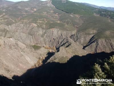 Meandros Río Lozoya- Senda Genaro GR300 - hoces del lozoya; vacaciones senderismo; madrid senderism